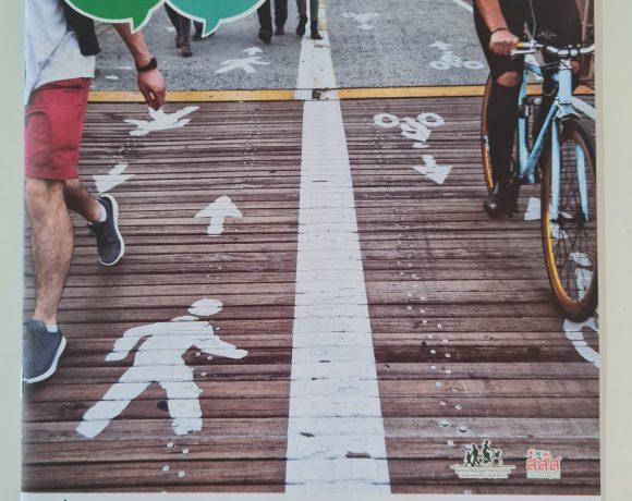 วารสารเดินไป ปั่นไป มูลนิธิสถาบันการเดินและการจักรยานไทย